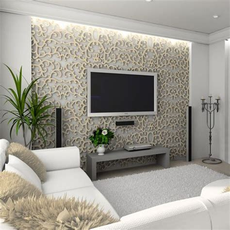 decoracion de salas con papel tapiz curso de organizacion