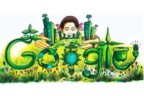 doodle 4 india 2015 says happy children s day with create something