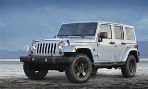 2012 Jeep Wrangler 2012 Jeep Wrangler Arctic And Liberty Arctic Launched