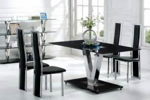 Table And Chairs Design Ideas Multinotas Dise 241 Os Modernos De Comedor