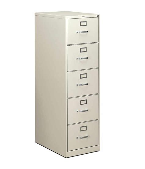 hon 5 drawer vertical file cabinet hon 310 series vertical file cabinet 5 drawer mf cabinets