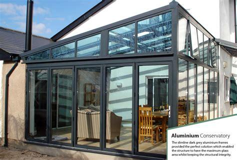 Dining Room Window Aluminium Conservatories Devon