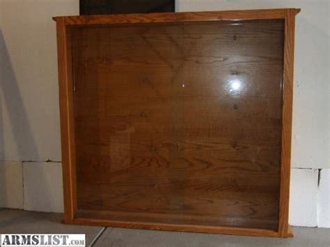 armslist for sale gun cabinet display