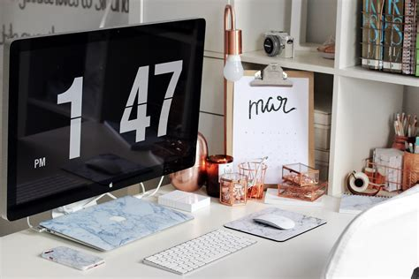 diy desk decor diy desk decor organization tips giveaway