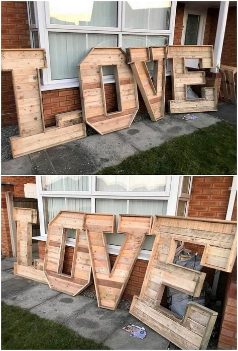 ingenious ideas  recycling wasted wood pallets
