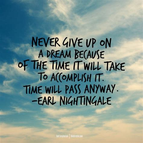 never give up quotes quote inspiration never give up bluebird chic