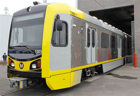 Light Rail Vehicle by P3010 Light Rail Vehicle