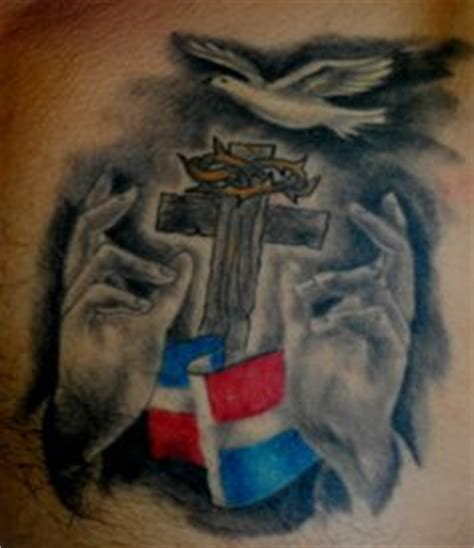 dominican flag tattoo designs flag tattoos after republic ink america