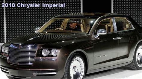 2020 Chrysler Imperial by 2018 Chrysler Imperial