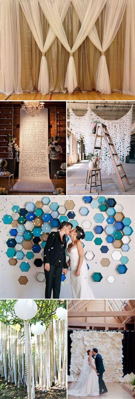 photo booth wedding backdrop ideas oosile best 25 diy wedding backdrop ideas on pinterest