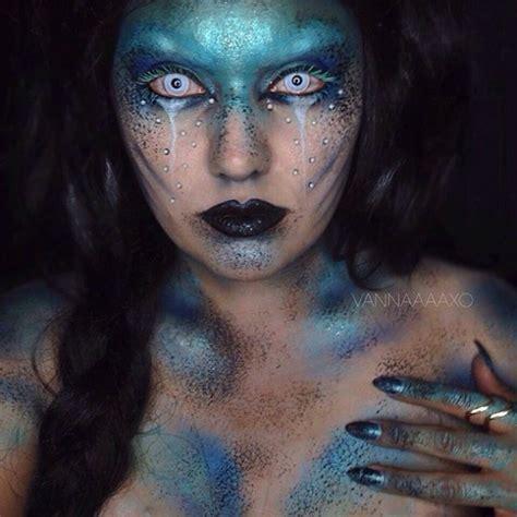 jaw dropping halloween makeup  fashionsycom
