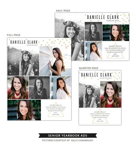 Senior Yearbook Ad Templates Free 2018 World Of Reference Senior Yearbook Ad Templates Free