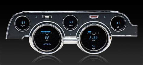 mustang digital speedometer 1967 ford mustang digital instrument system