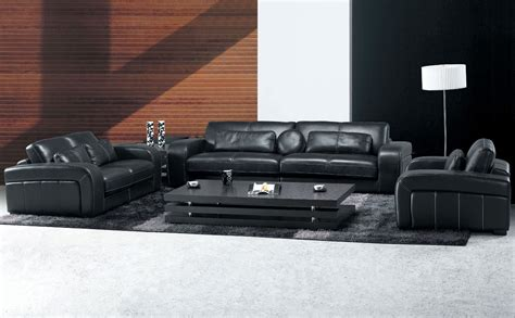 Black Leather Living Room Set Classic Spectacular Black Leather Living Room Set Home Interior Design Ideashome Interior
