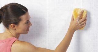 limpiar los azulejos del bano hogarmania
