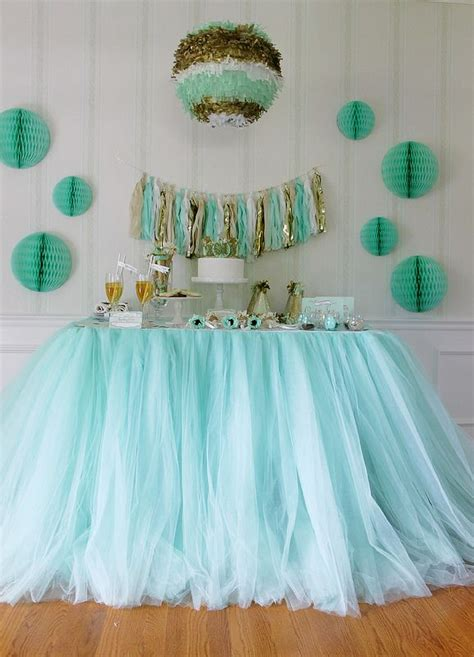 House Happenings Tulle Bed Skirt by 1000 Ideas About Table Skirts On Tulle Table