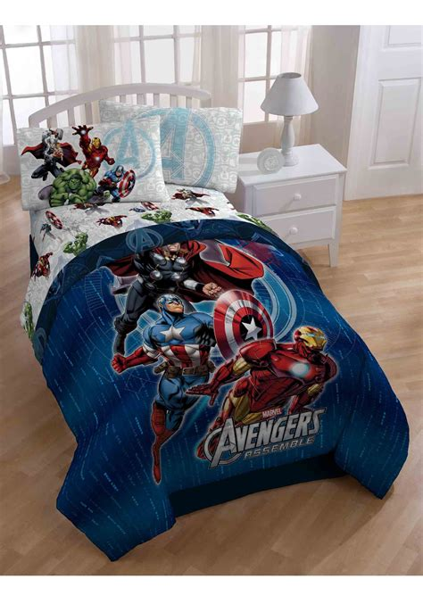 avengers twin bedding set avengers twin comforter set