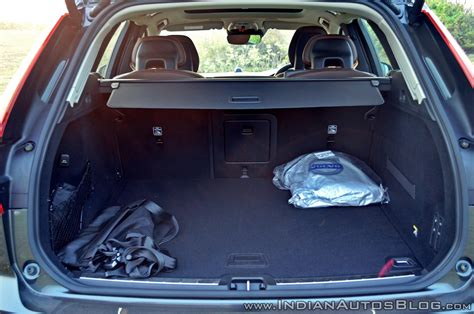 volvo xc60 test drive review boot indian autos