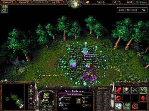 download warcraft 3 scenarios game warcraft iii reign of chaos the frozen throne 1