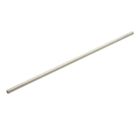 everbilt 5 16 in x 72 in zinc threaded rod 17540 the