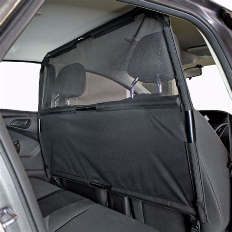 car barrier barrier for vehicle pet fence divider restraint suv car truck back seat ebay