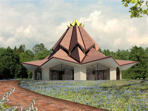 bahá í house of worship design of colombian house of worship unveiled one country