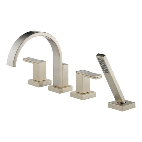 faucet t67480bnlhp in brilliance brushed nickel by brizo