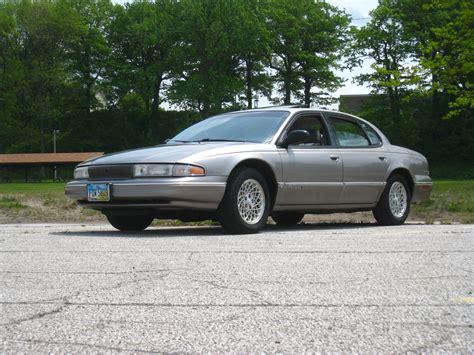 Chrysler Lhs 1996 by 1996 Chrysler Lhs Information And Photos Momentcar