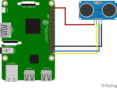 android sensor android things basics measure distance with ultrasonic sensor