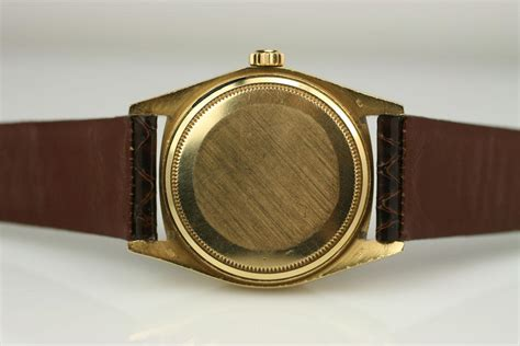 Tolex Day Date Matic 1979 rolex day date tiger s eye presidential ref