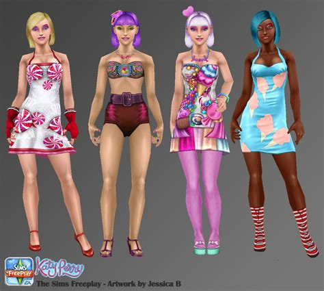 The Sims 2 Apartment Katy Perry Sims Katy Perry By Jessbdev On Deviantart