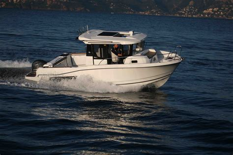 merry fisher fishing boats jeanneau merry fisher 795 marlin review boats
