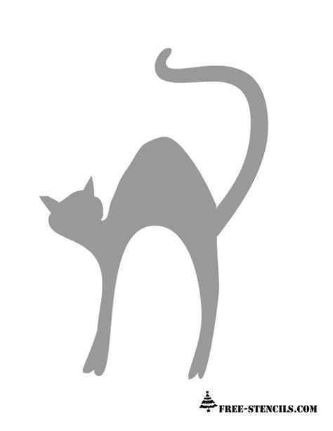 pumpkin cat stencils free printable cat stencils divascuisine