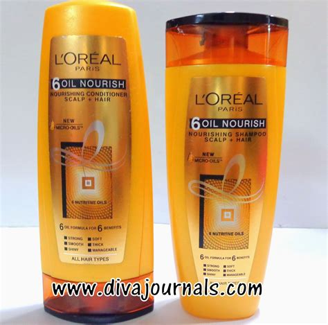 Conditioner Loreal loreal 6 nourishing shoo conditioner review