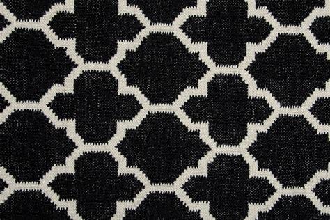 black wool rug linie design adelyn black wool rug
