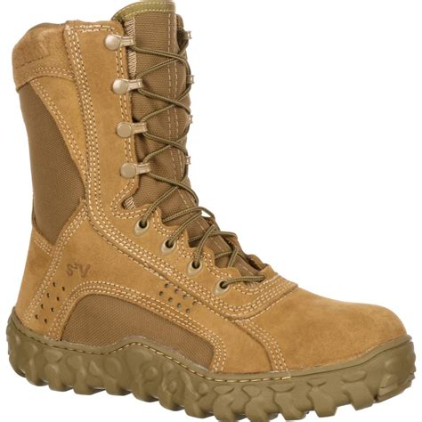 rocky boots rocky s2v duty boot coyote brown fq0000104