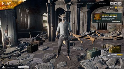 pubg upgrader it looks like pubg could be getting a ui upgrade soon