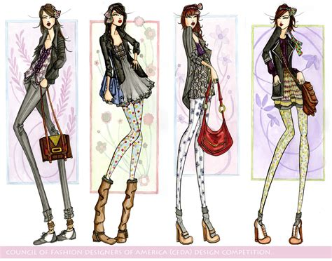fashion illustration ppt fashion illustrations and flats matyas fashion