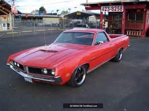 5 8 L Ford 1971 Ford Ranchero 5 8l
