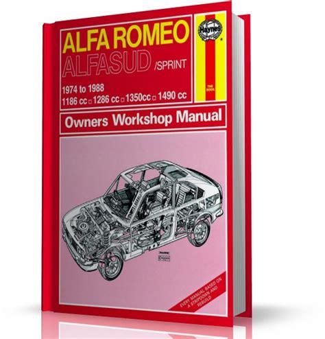 alfa romeo alfasud sprint 1974 1988 up to f classic reprint haynes publishing instrukcja alfa romeo alfasud i sprint 1974 1988 motowiedza