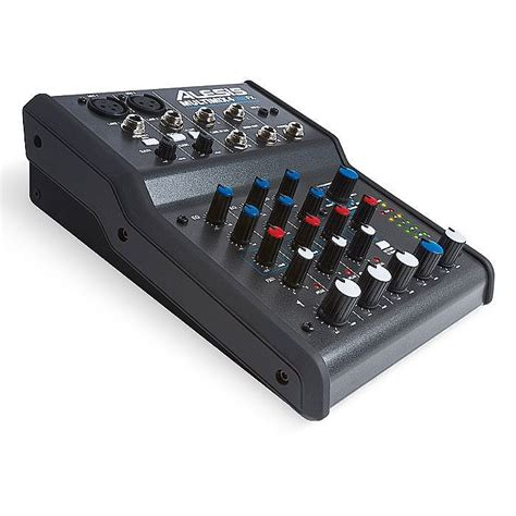 Harga Mixer Yamaha 4 Channel alesis alesis multimix 4 usb fx 4 channel mixer with