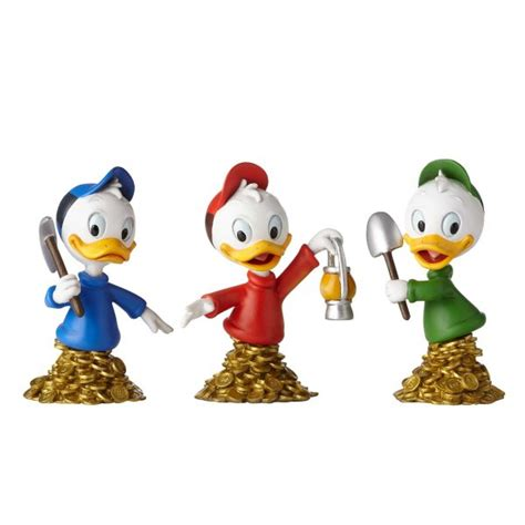 Funko Pop Disney Ducktales Huey Duck grab on to these ducktales mini busts
