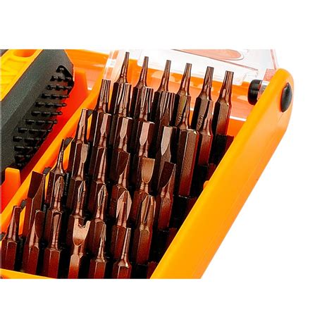 jakemy 38 in 1 repair tool kit screwdriver set jm 8109