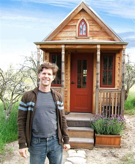 4 Lights Tiny House | talking to jay shafer about making the universal house