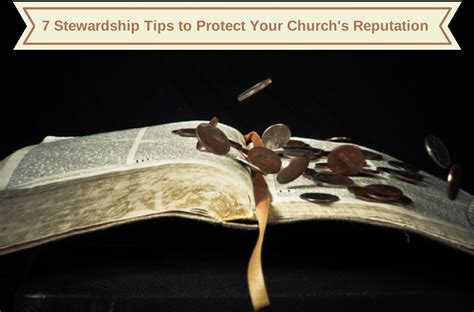 7 Tips To Not Be Protective To Your Children 7 stewardship tips to protect your church s reputation