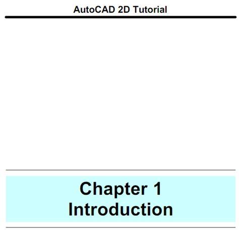 autocad tutorial handbook carnegie mellon university s on line autocad training manual