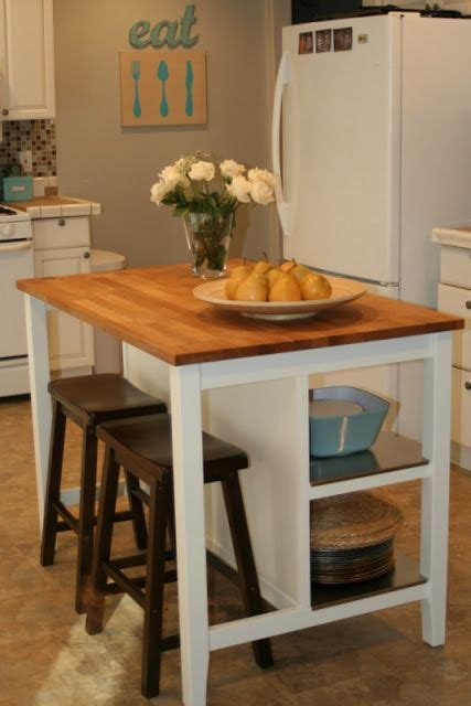 island table for small kitchen best 25 stenstorp kitchen island ideas on