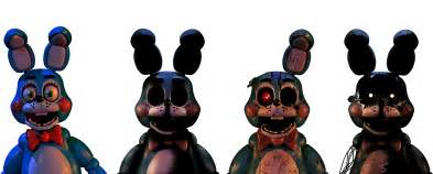 Five nights at freddy s toy bonnies by christian2099 on deviantart