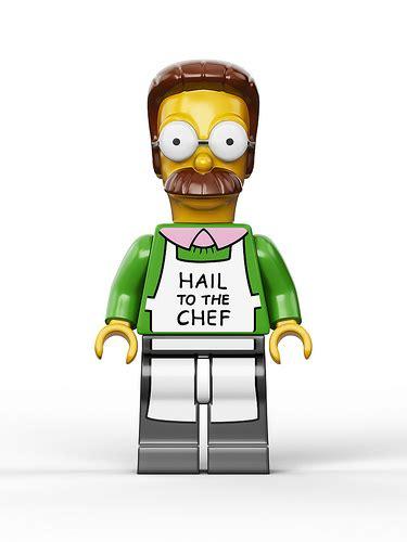 Sale Lego Minifigure Ned Flanders With Apron ned flanders brickipedia fandom powered by wikia