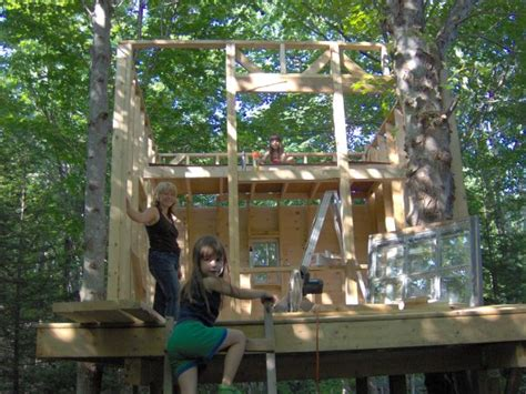 large tree house plans large tree house plans idea home and house